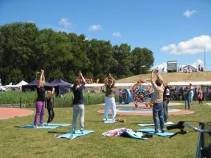 Yogaclinic Rianne